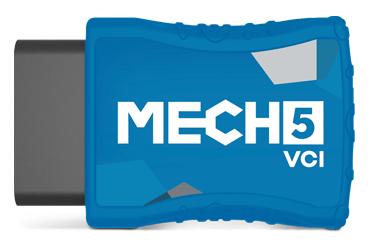 Mech5 VCI jaar